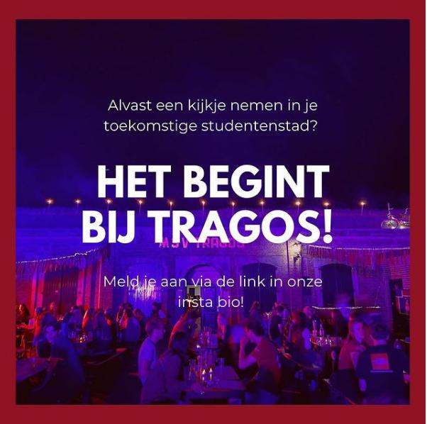 Tragos Zomerterras Maastricht & Rondleiding